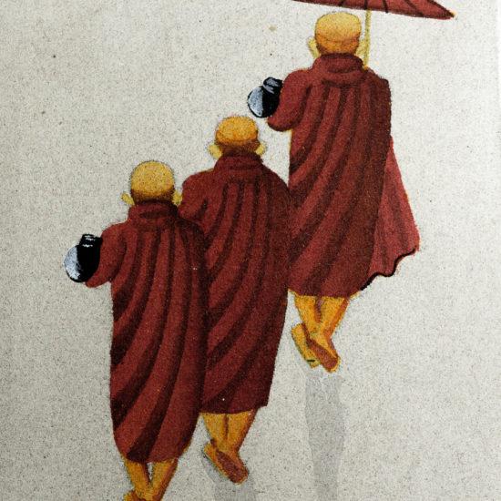 Obrazek z Birmy