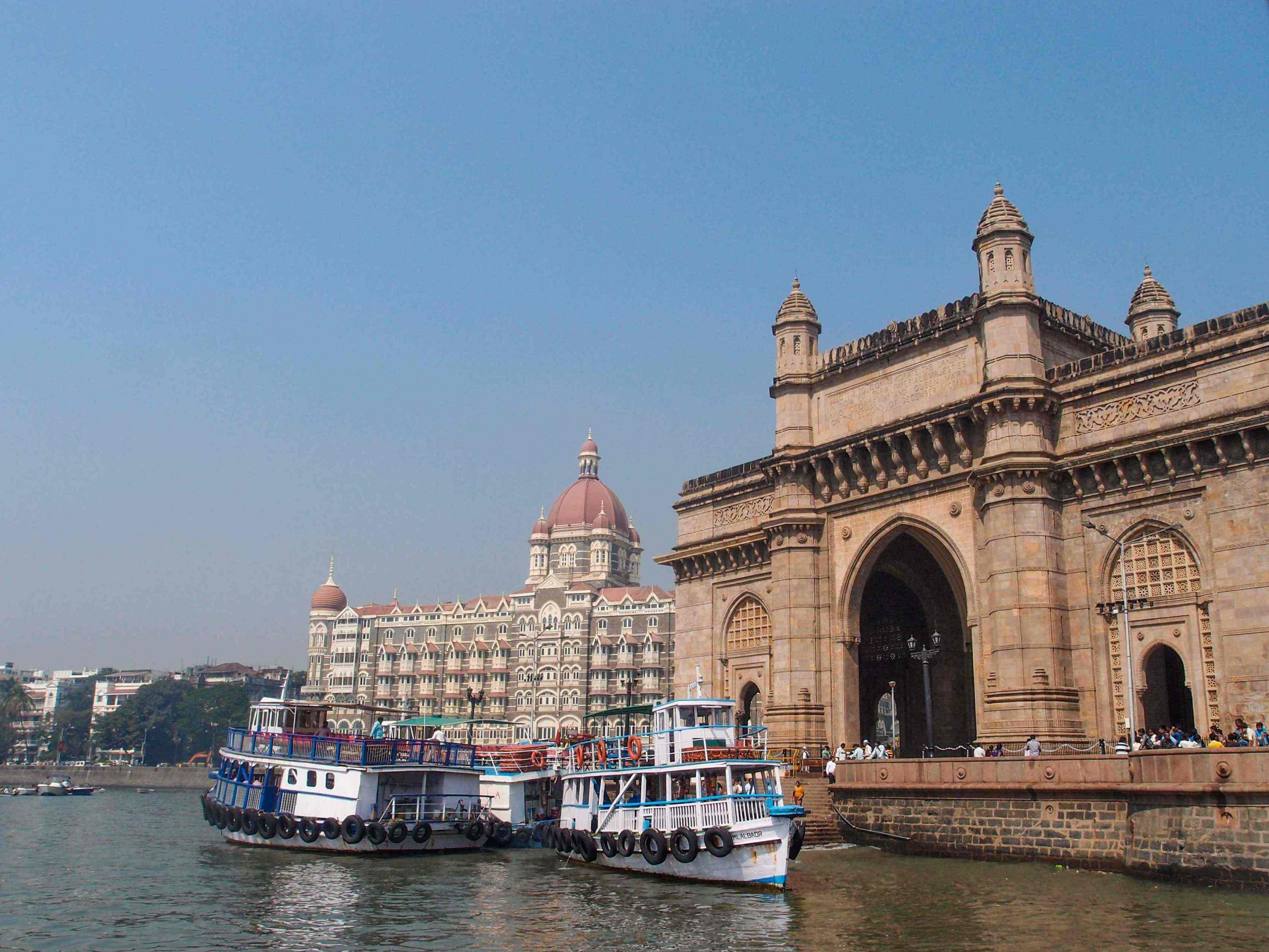 miejsca do podłączenia w Bombaju