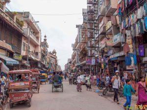 Podłączyć miejsca w delhi