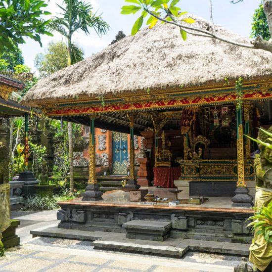 bali traditional house