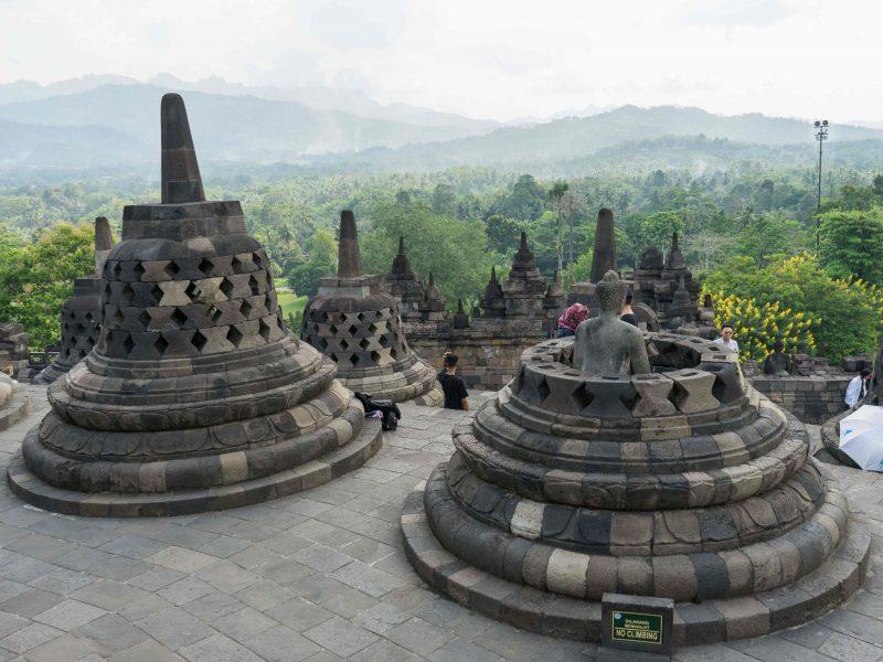 Jawa Indonezja Borobodur